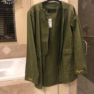 Jackets & Blazers - Army green coat 🖤